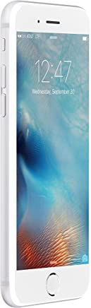 Apple iPhone 6S 16 GB Unlocked, Silver US Version (Refurbished)