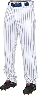 Rawlings Youth Semi-Relaxed Pants with Pin Stripe Design