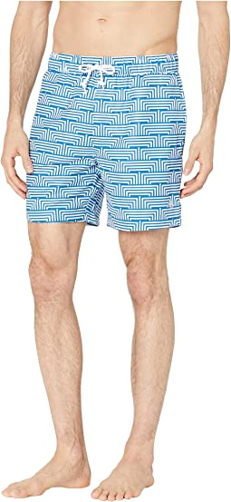 18d2eaf126 Men's Geometric Swim Bottoms + FREE SHIPPING | Clothing | Zappos.com