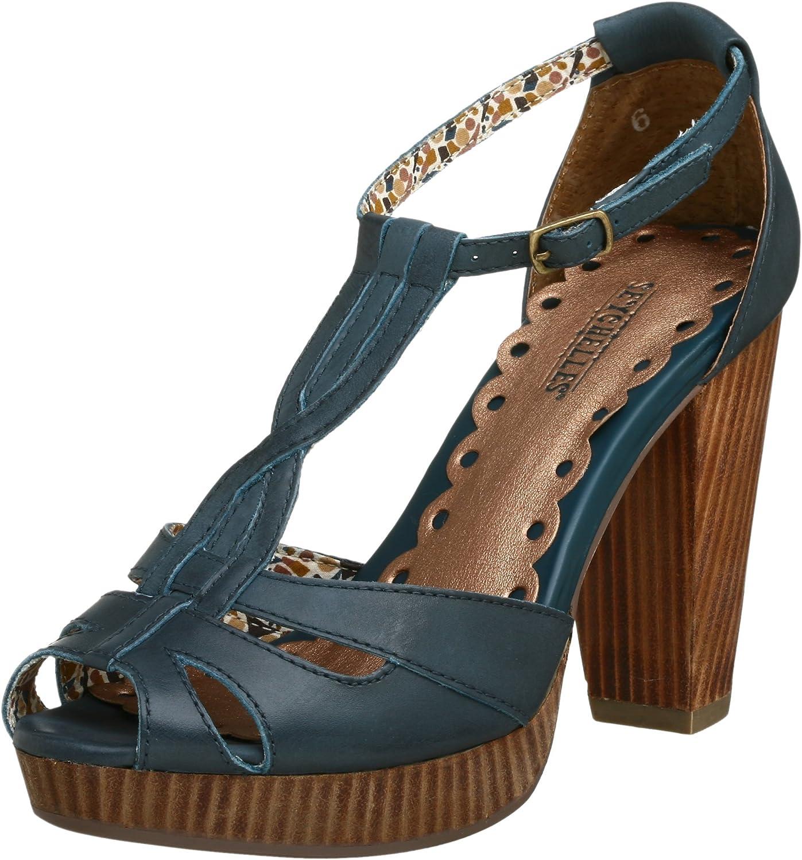 70s Shoes, Platforms, Boots, Heels | 1970s Shoes Seychelles Womens Foxy Mama Pump  AT vintagedancer.com