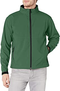 Clique Men's Clique Softshell Full-Zip Jacket