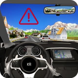 Real In Car Racing - Dangerous Driving