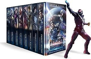 Ascension Gate Complete Omnibus: Project Destiny, Project Exodus, Project Ascent, Star Forged, Star Legacy, Star Defender...