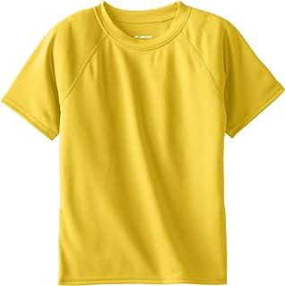 Kanu Surf Boys  Short Sleeve UPF 50+ Rashguard Swim Shirt fe4179083