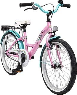 Bikestar   Bicicleta Infantil 20 Pulgadas   Color Rosa   A Partir de 6 años   20