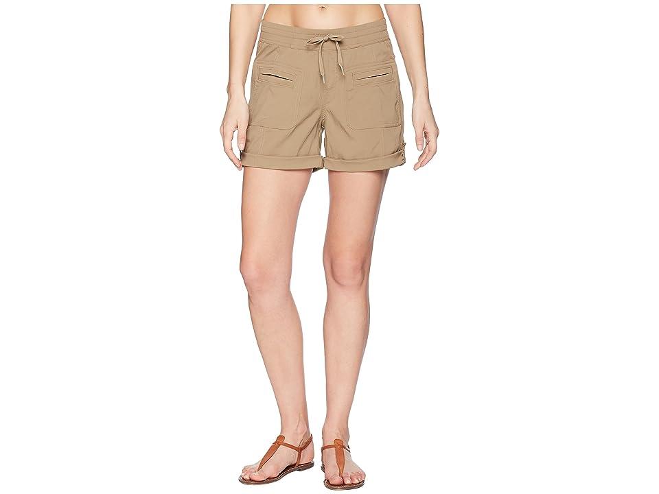 Marmot Penelope Shorts (Desert Khaki) Women