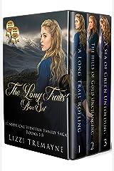 The Long Trails Box Set: Historical Western Family Saga Books 1-3 Kindle Edition