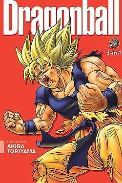 Dragon Ball (3-in-1 Edition), Vol. 9: Includes vols. 25, 26 & 27 (9)