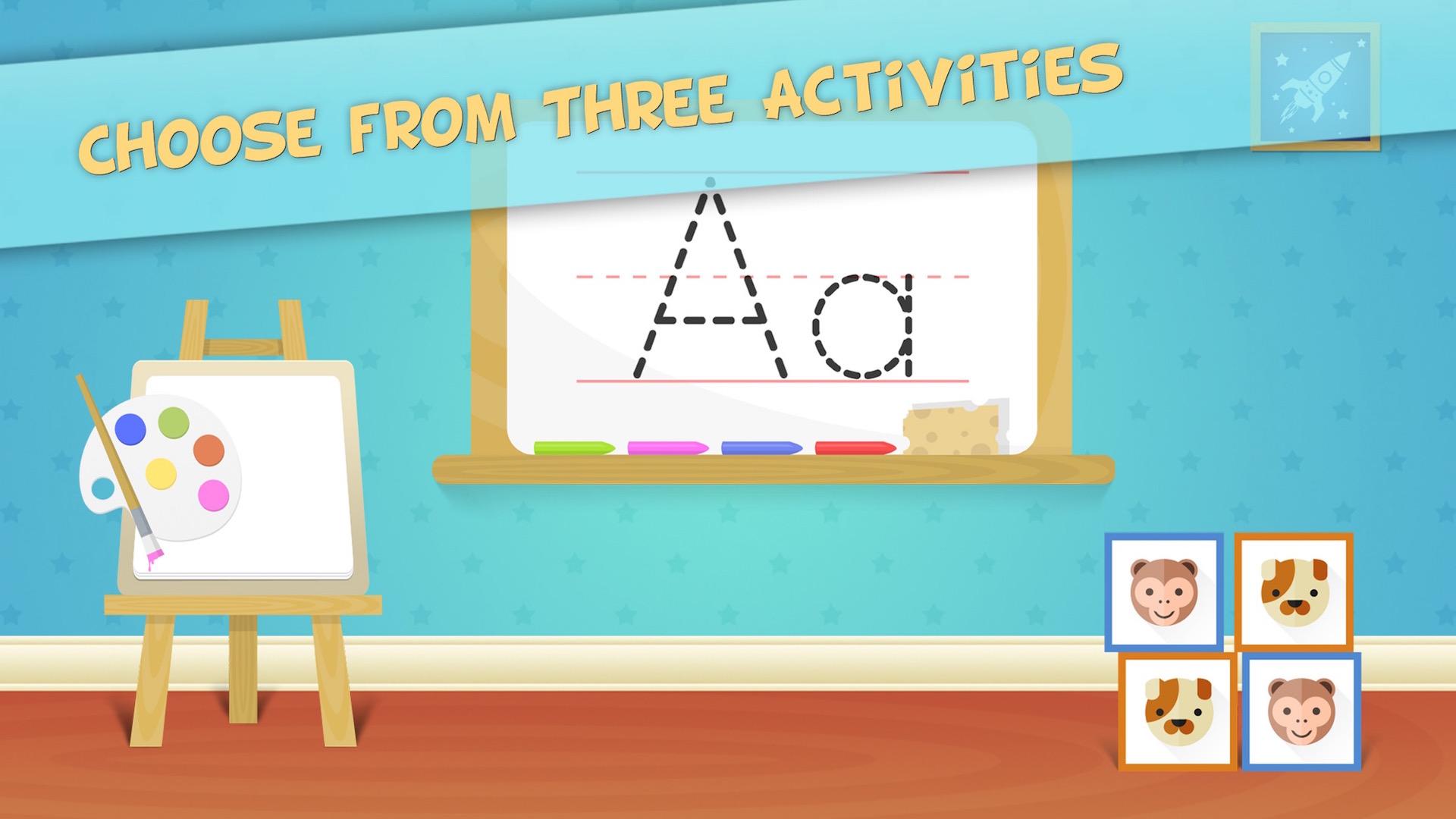 Alphabet Preschool - Free Kindle Fire Edition