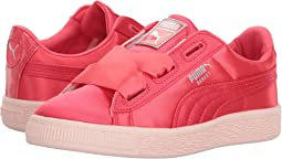 Puma Kids - Basket Heart Tween PS (Little Kid/Big Kid)