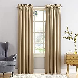 Best gold tan curtains Reviews