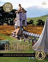 Harry Potter: Film Vault: Volume 12: Celebrations, Food, and Publications of the Wizarding World (Harry Potter Film Vault)
