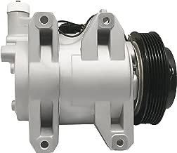RYC Remanufactured AC Compressor and A/C Clutch EG461