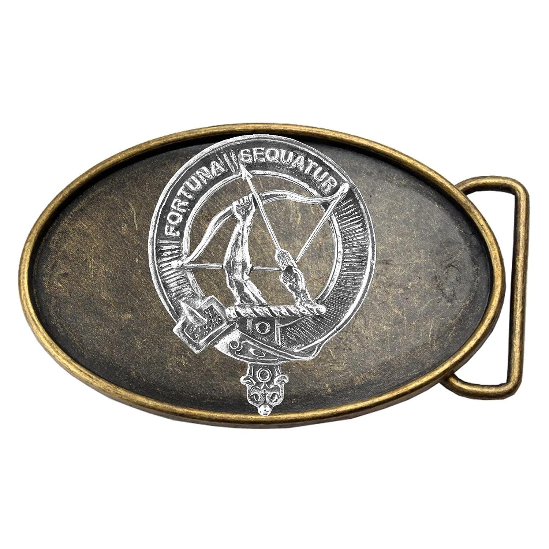 Scottish Clan Ranking integrated 1st 25% OFF place Crest Regular Hvnter Buckle Polmood