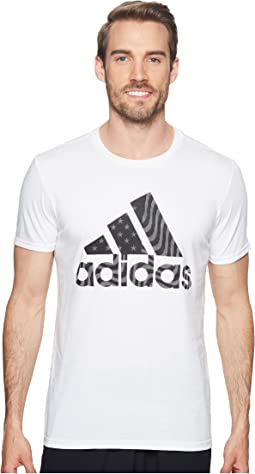 adidas - Badge of Sport American Tee