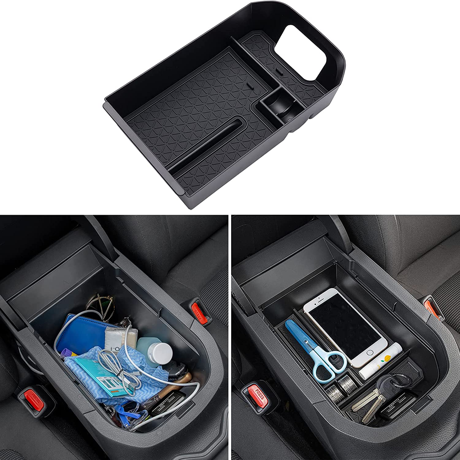 JDMCAR Center Max Sale Special Price 69% OFF Console Tray Organizer Toyota Compatible with RAV4
