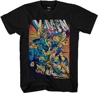 Marvel X-Men Covershot Team 90's Comics - Camiseta para adulto