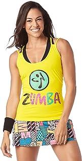 Camiseta sin Mangas de Entrenamiento con Tirantes y diseño gráfico para Mujer