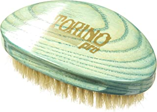 Torino Pro Soft Curved Palm Wave Brush By Brush King #1970-360 Curved.