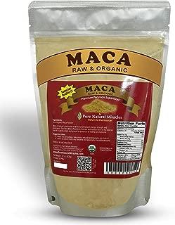 PNM Organic Maca Root Powder, Black, Red, Yellow