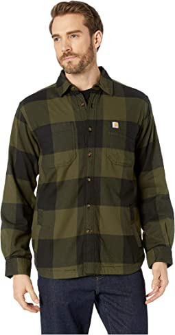 Rugged Flex® Hamilton Fleece Lined Shirt