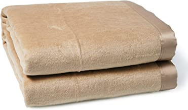 CUDDLE DREAMS Silk Blanket for All Seasons, Premium Mulberry Silk, Naturally Soft, Breathable (Taupe, King 108