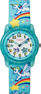 Timex Unisex-Child Quartz Watch, Display And Textile Strap - TW7C25600