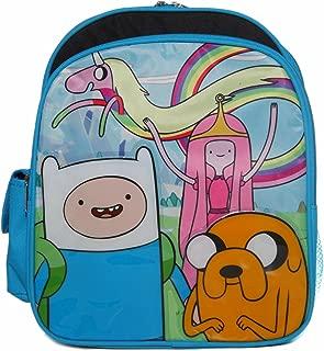 Ruz Adventure Time Jake, Finn and Princess Bubblegum Small Backpack Bag