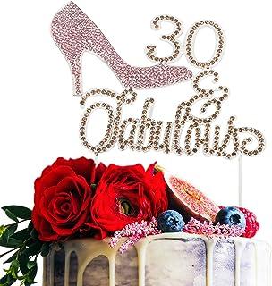 High Heel Cake Topper High Heel pink 3R-30Shoes-F-G