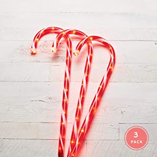 christmas candy cane outdoor lights
