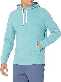Men's Lightweight French Terry Hooded Sweatshirt