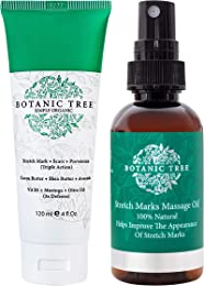 Best organic stretch mark creams for pregnancies