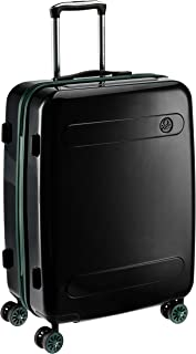 United Colors of Benetton ABS 75 cms Black Suitcases (0IP6HAP28M01I)