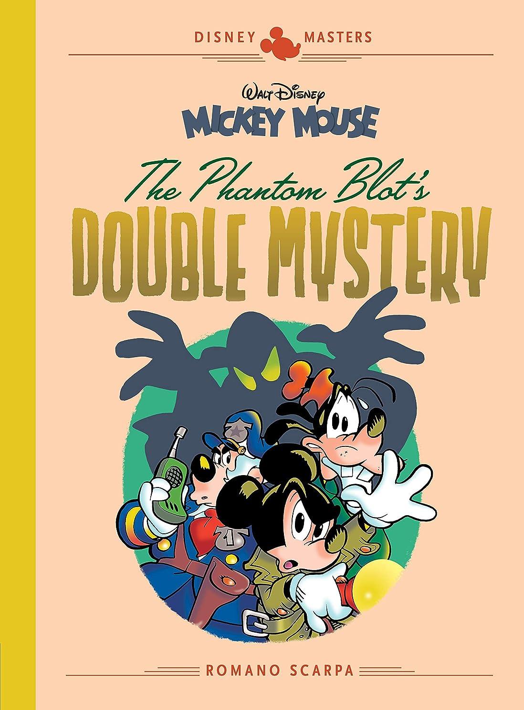 許可職業微弱Disney Masters Vol. 5: Walt Disney's Mickey Mouse: The Phantom Blot's Double Mystery (English Edition)