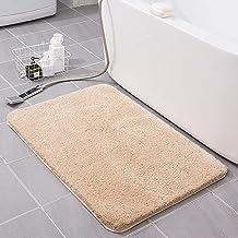Thick Pile Carpet, Super Soft Bathroom Non-Slip Mat, Modern Fluffy Absorbent Carpet, Children Play Princess Room Decor Rug...