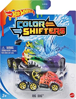 HW CITY BASIC CARS - COLOR SHIFTERS 1:64