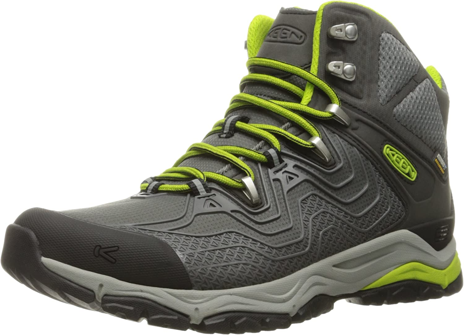 KEEN Men's Aphlex Mid Waterproof shoes