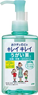 【指定医薬部外品】キレイキレイ うがい薬 フルーツミント アップル味 200ml