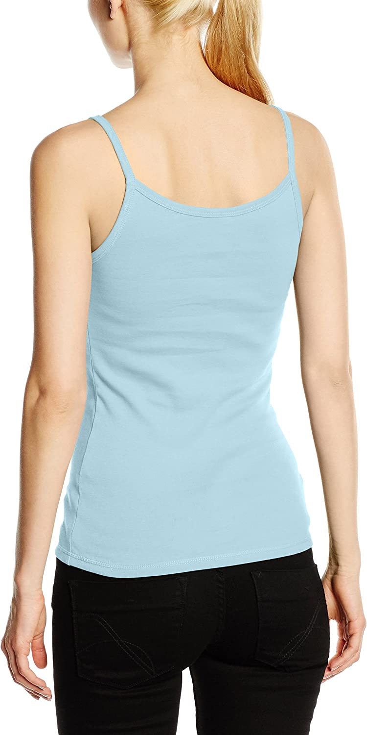 Fruit of the Loom Womens Strap Vest