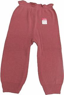 婦人毛糸編み7分長パンツ(暖か抜群日本製) L 4色よりお選びください