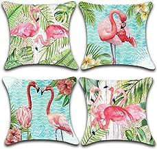 Amazon Com Flamingo Pillow