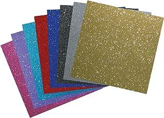 Glitter Vinyl Assortment Pack 12