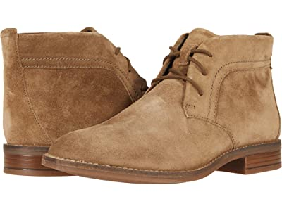 Clarks Camzin Grace (Taupe Suede) Women
