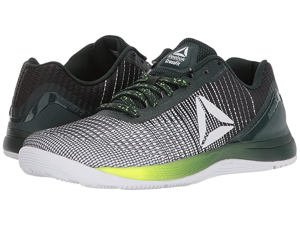 Reebok Crossfit(r) Nano 7.0 (Neon/White/Black/Solar Yellow) Women
