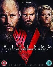 Vikings Intégrale saison 4 (partie 1 et partie 2) – Audio Français – Blu Ray