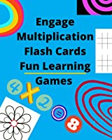 Engage Multiplication Flash Cards Fun Learning games