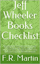 Jeff Wheeler Books Checklist: Reading Order of Covenant of Muirwood Series, Kingfountain Series, Legends of Muirwood Series, Whispers from Mirrowen Seriesand List of All Jeff WheelerBooks