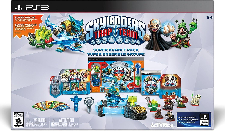 Skylanders Trap Team Holiday Bundle Pack  PlayStation 3