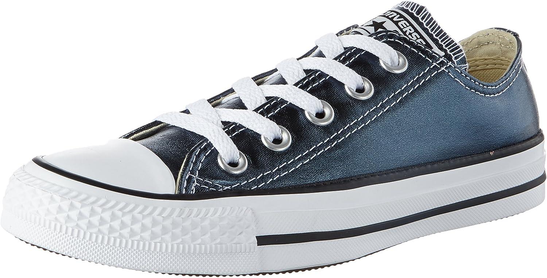Converse Unisex Erwachsene Ox Blau Fir Weiß schwarz