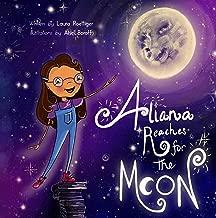 Aliana Reaches for the Moon